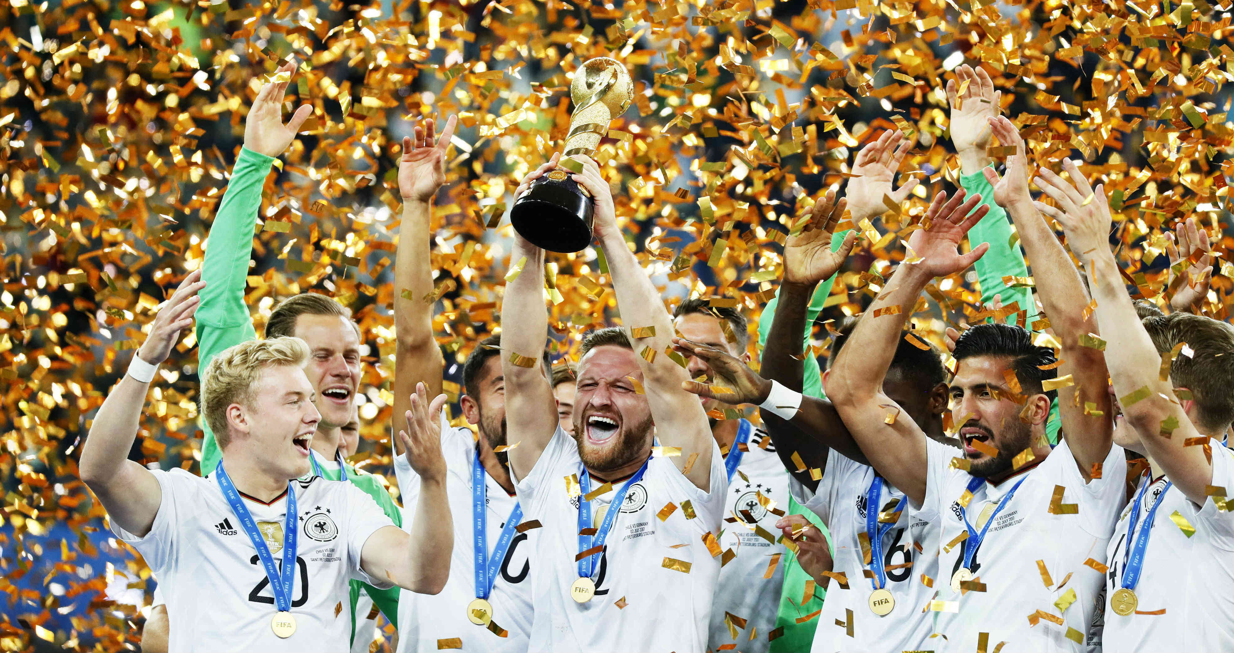 Resultado de imagen para alemania campeon copa confederaciones 2017