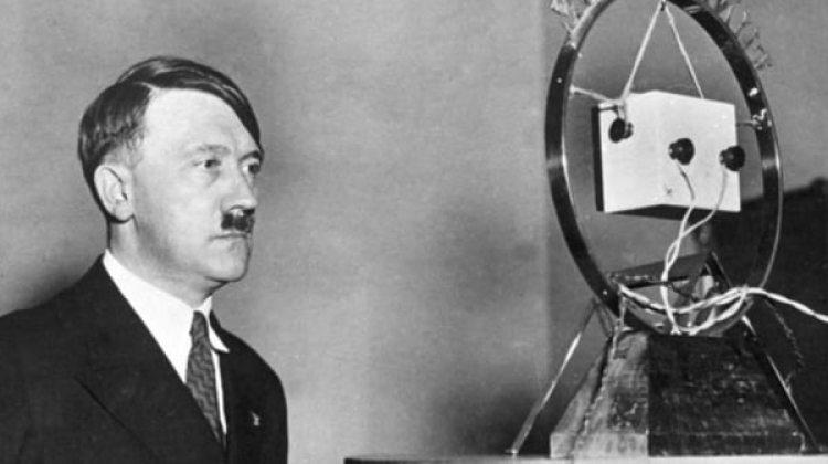 Uno de los archivos desclasificados hace referencia a una presunta presencia de Hitler en Colombia