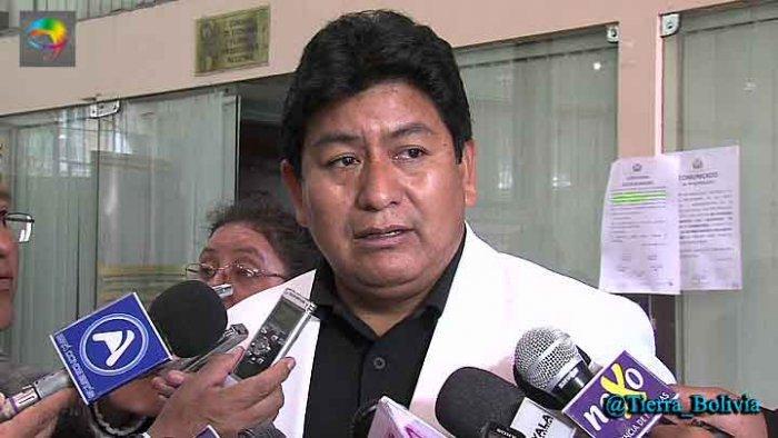 Resultado de imagen para diputado por Movimiento al Socialismo (MAS), Edgar Montaño