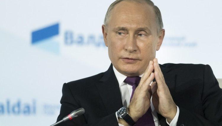 El presidente ruso Vladimir Putin (Reuters)