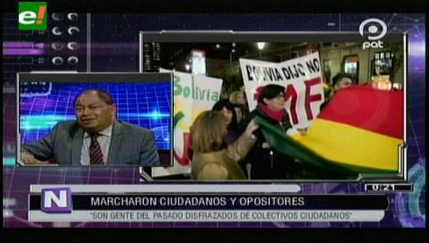 """Romero a la oposición: """"Mejor les va en las redes sociales que hacer una movilización ficticia"""""""