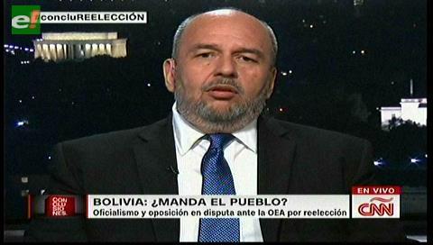 Senador Arturo Murillo: No queremos una Venezuela para Bolivia