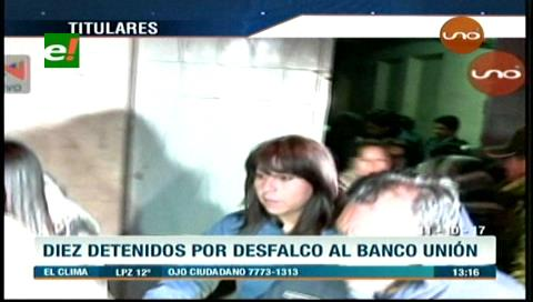 Video titulares de noticias de TV – Bolivia, mediodía del miércoles 11 de octubre de 2017