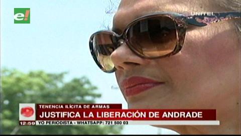 Exjuez justifica liberación de Fabio Andrade Lima Lobo
