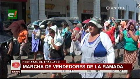 Gremiales de La Ramada rechazan el traslado al nuevo mercado minorista