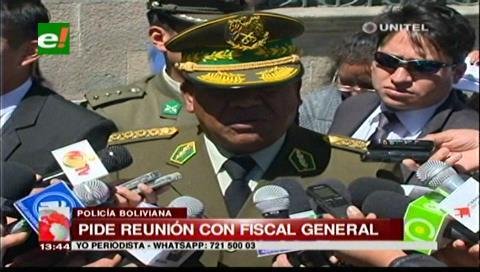 Policía pide reunión con la Fiscalía para retomar investigación en Banco Unión