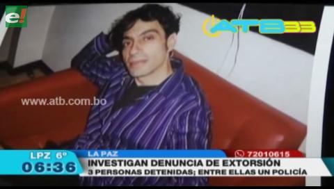 Hombre que denunció un asesinato afirma ser víctima de extorsión