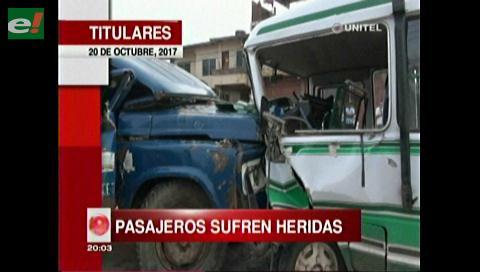 Video titulares de noticias de TV – Bolivia, noche del viernes 20 de octubre de 2017