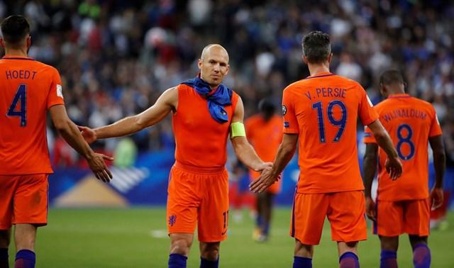 Holanda fuera del Mundial