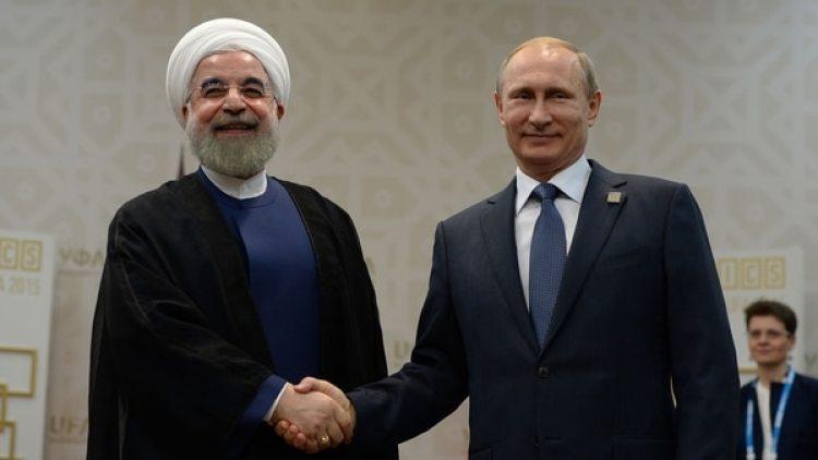 Rusia colaboró con Irán para la construcción de la central nuclear (Getty Images)