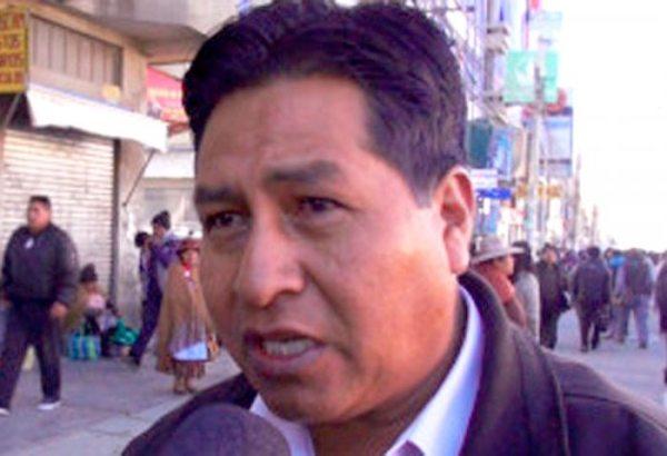 SEGUNDINO PARI MAMANI, PADRE DE JUAN FRANZ PARI, IMPLICADO EN EL DESFALCO AL BANCO UNIÓN.