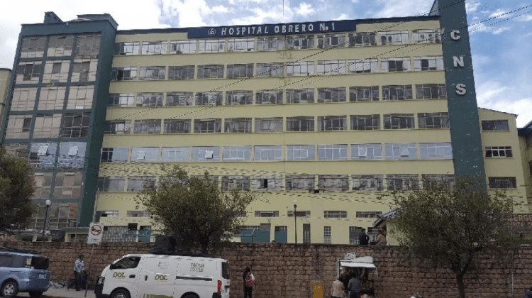Hospital Obrero