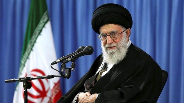 Ali Khamenei, Líder supremo de Irán