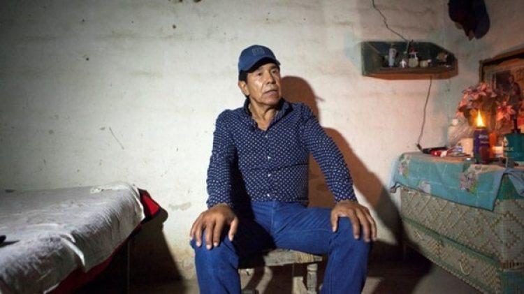 Rafael Caro Quintero, durante una entrevista que dio en 2016 desde la clandestinidad