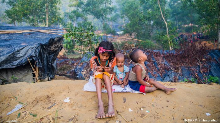 Bangladesch | Rohingya-Flüchtlingslager rund um Cox