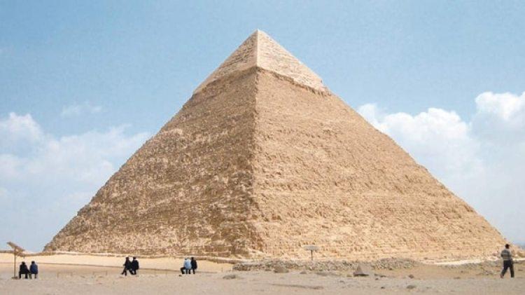 La Gran Pirámide de Keops