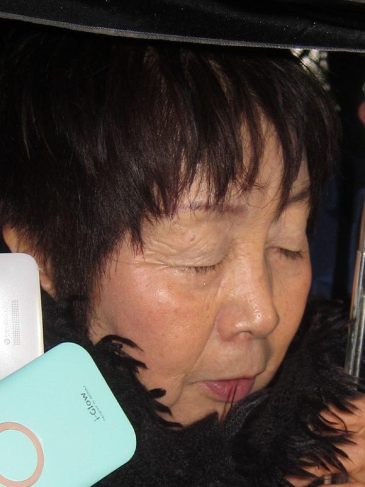 Chisako Kakehi en una foto de 2014 (AFP)