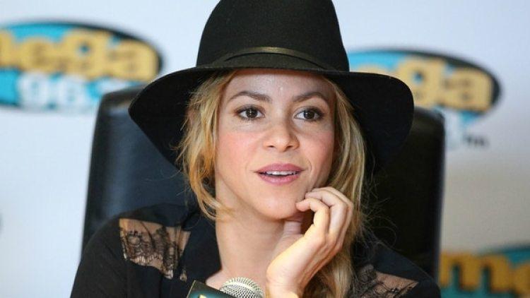 Shakira. (Getty)
