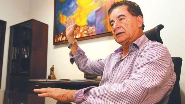 Resultado de imagen para Exportadores de Bolivia (CANEB), Wilfredo Rojo