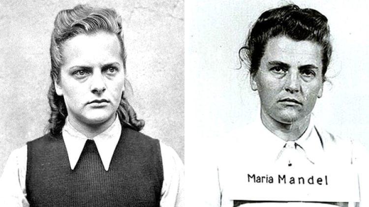 Irma Grese y María Mandel