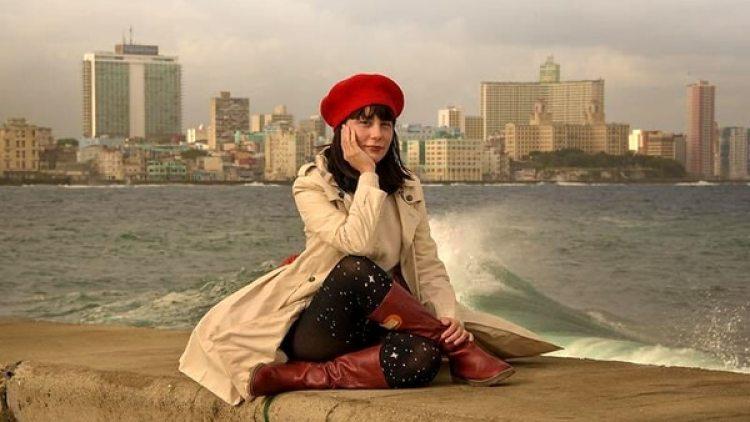 Wendy Guerra, la escritora cubana que no desea abandonar la isla