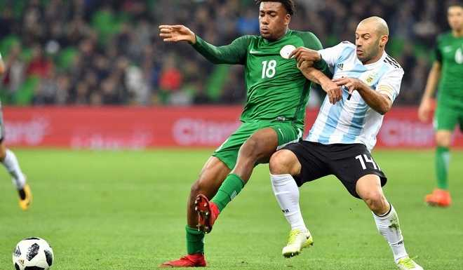 Image result for macherano vs nigeria