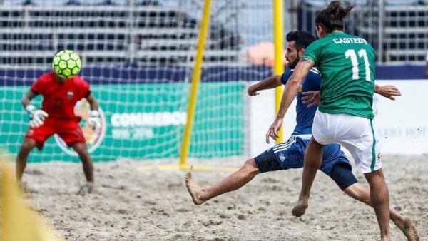 Resultado de imagen para campeón boliviano, club Hamacas futbol playa