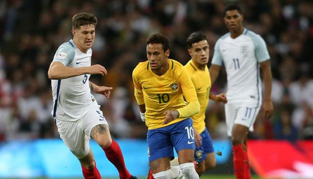 Image result for inglaterra vs brasil