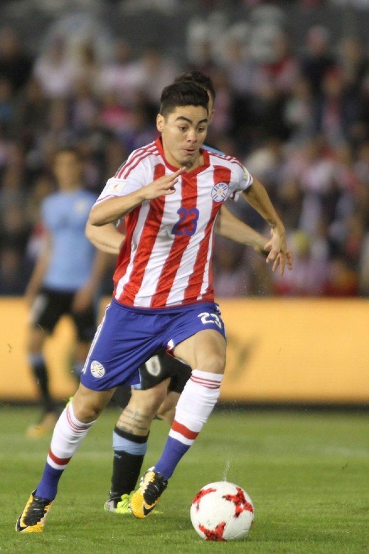 Miguel Almirón: estrella de la MLS, el joven paraguayo se quedará sin Mundial (Getty)