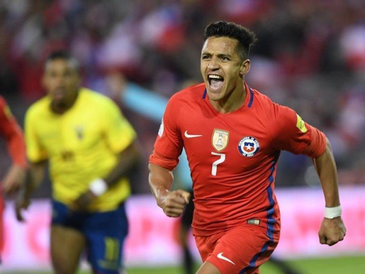 """Alexis Sánchez: mientras los clubes de Europa lo persiguen, el """"Niño Maravilla"""" chileno faltará (AFP)"""