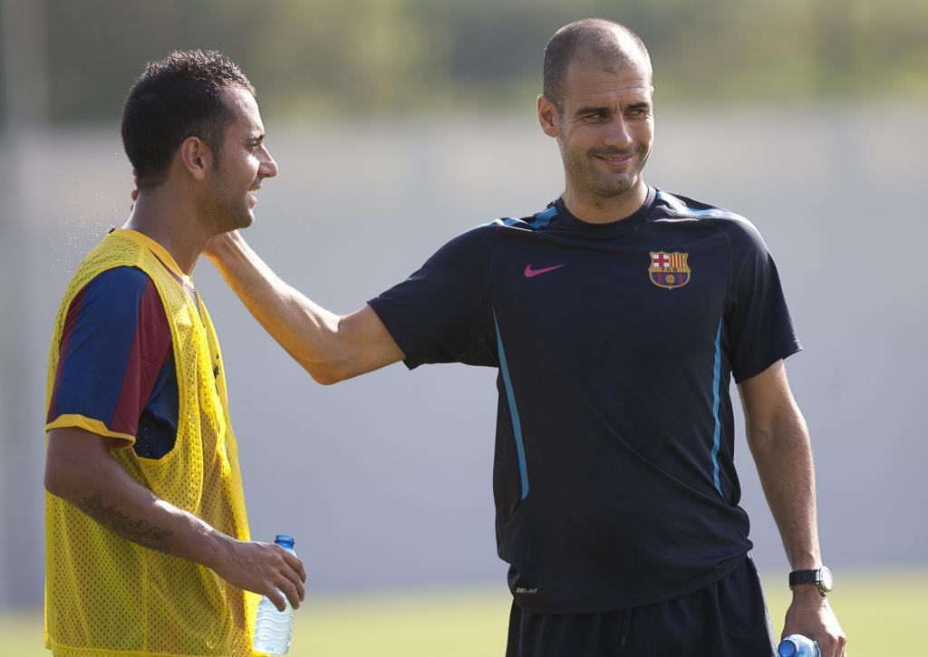 Image result for victorz vazquez barcelona guardiola