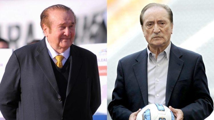 """Leoz y Figueredo, dos de las primeras víctimas de la """"garganta profunda"""" de Blazer"""
