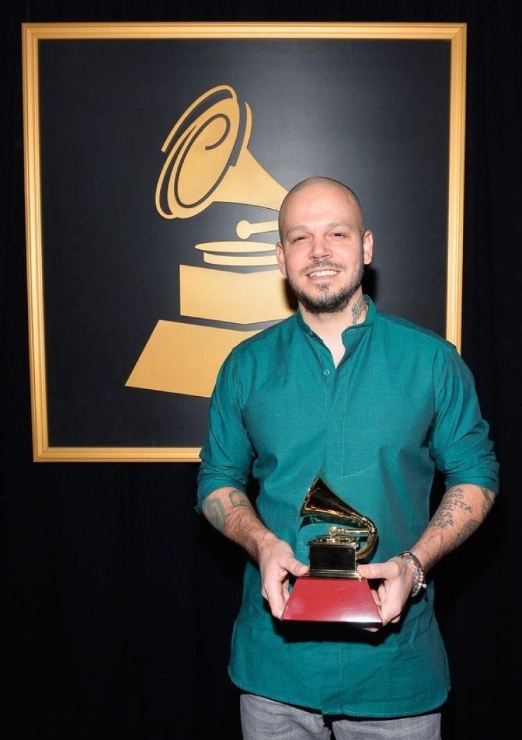 "Residente fue galardonado como ""Mejor Canción de Música Urbana"" (AFP)"