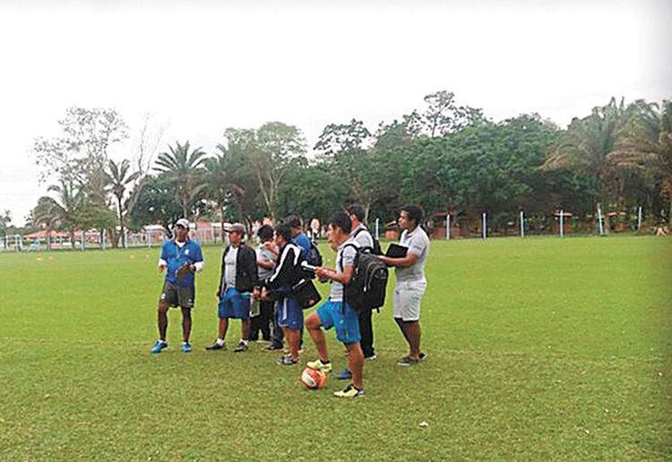 Es un instituto, pero se publicita en internet como la Universidad del Fútbol, única avalada por la Federación Boliviana de Fútbol.