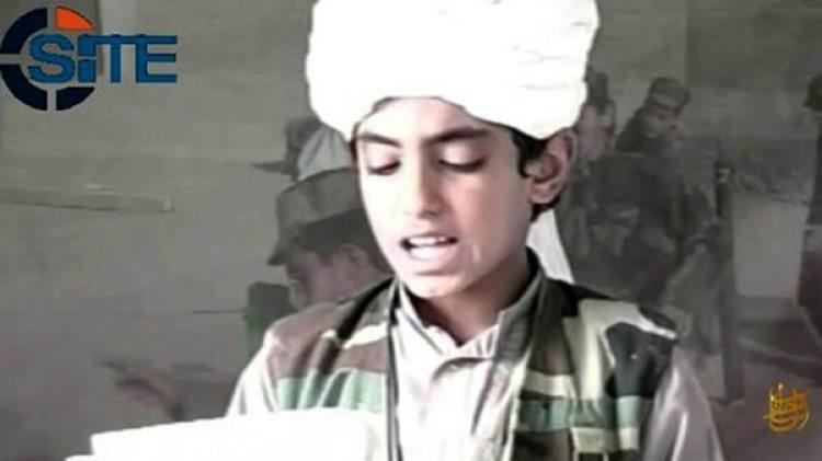 Hamza bin Laden, hijo del fallecido jefe de Al Qaeda