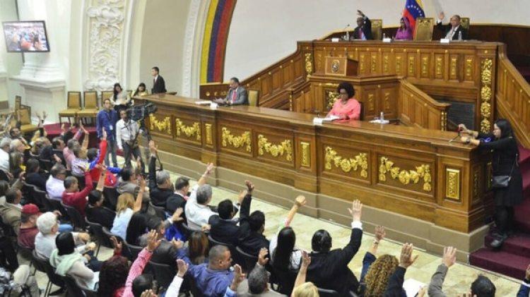La Asamblea Nacional Constituyente aprobó la Ley de Precios Acordados