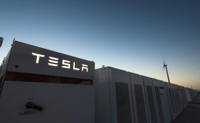 La batería más grande del mundo es de Tesla y está en Australia