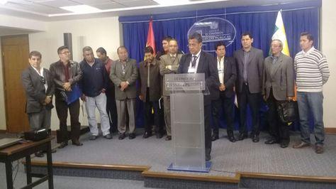 Acuerdo entre autoridades del Ministerio de Economía y el CEUB.