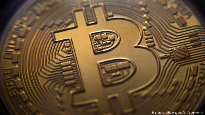 Symbolbild Bitcoin (picture-alliance/dpa/V. Astapkovich)