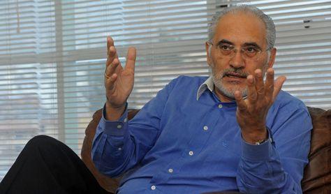 El expresidente Carlos Mesa en una fotografía del archivo de La Razón.