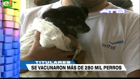 Video titulares de noticias de TV – Bolivia, mediodía del lunes 20 de noviembre de 2017