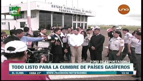 Bolivia promocionará 80 áreas en el Foro del Gas