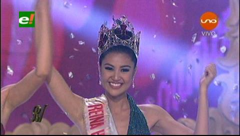 La Reina Hispanoamericana 2017 es Miss Filipinas Teresita Ssen Marquez