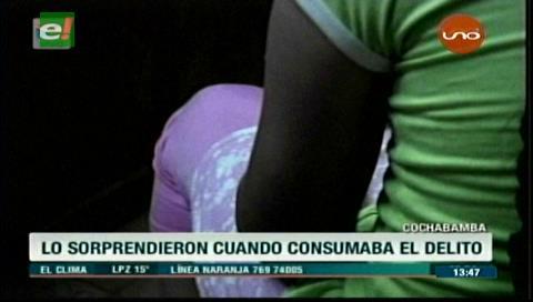 Cochabamba: Detienen a sujeto acusado de abusar a su hijastra de 11 años