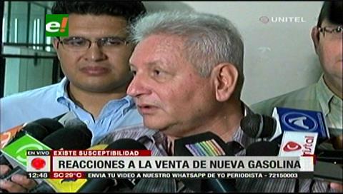"""Rubén Costas: """"La nueva gasolina genera desconfianza entre todos"""""""