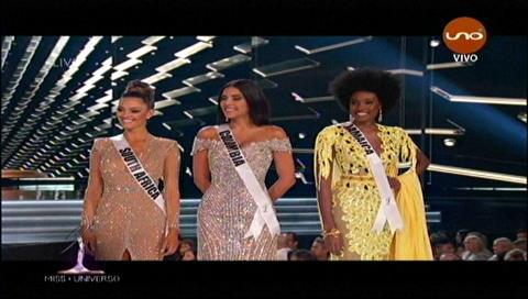 Miss Universo 2017: Las respuestas de las tres finalistas