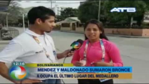 Bolivia sumó dos medallas de bronce en taekwondo y Karate