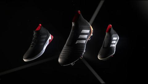 Adidas lanzó los nuevos botines Predator 18+ 360 Control