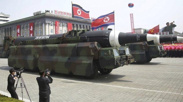 Los misiles de Kim Jong-un