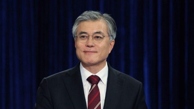 Moon Jae-in (Getty)